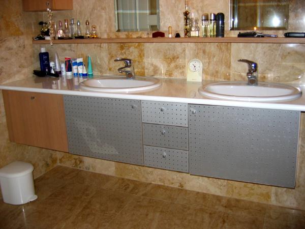 Egyedi fürdőszoba bútorok :: www.atico.hu